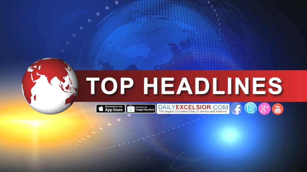 Top Headlines 01/05/17